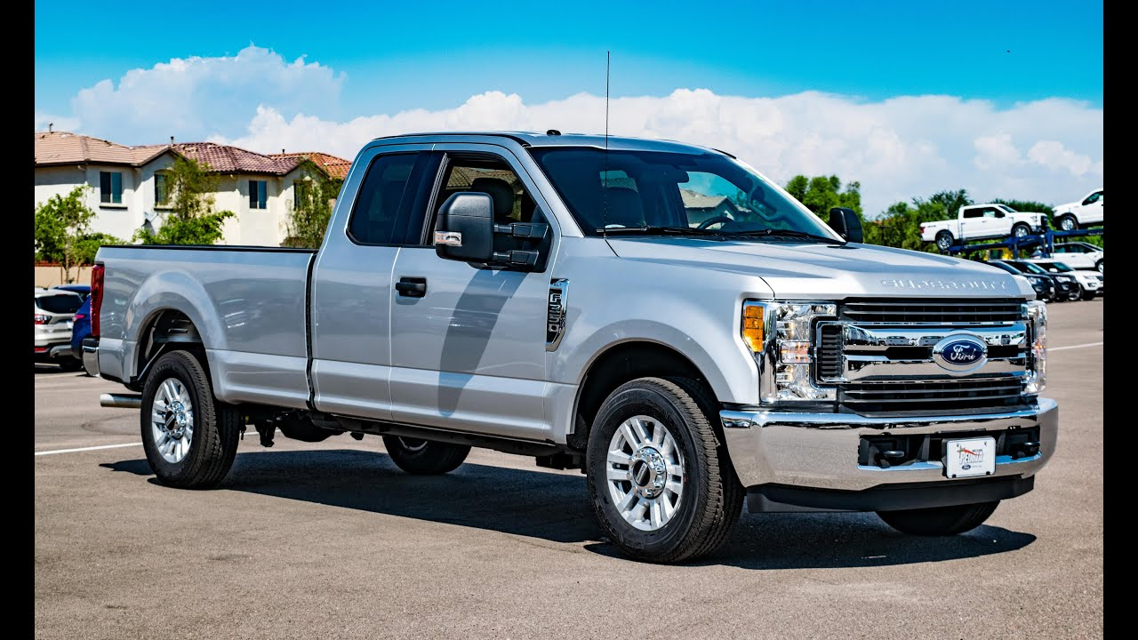2017 Ford F 350 Xlt Supercab Walkaround