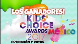 KCA MEXICO 2017 LOS GANADORES! | PREDICCIÓN Y VOTOS