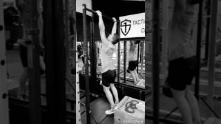 weighted strict pull up kb 40kg