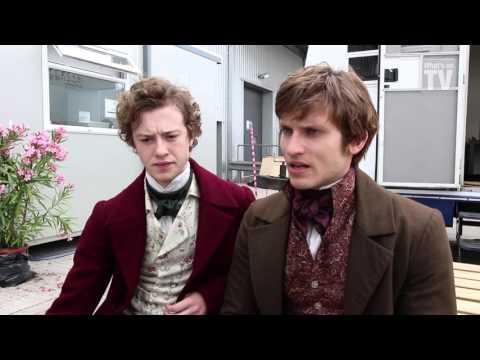 Stars reveal the dark, bizarre, ambitious new world of BBC1's Dickensian