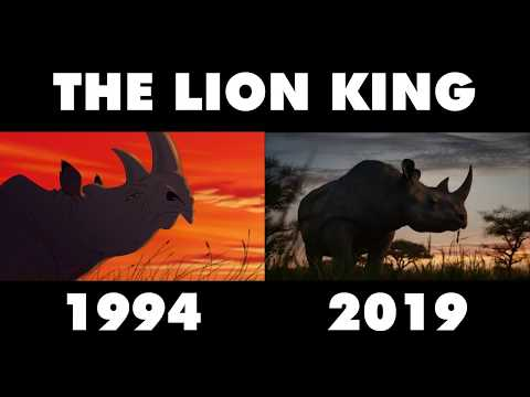 The Lion King | Circle Of Life (Comparison)