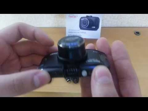 Обзор видеорегистратора Sho me A7 90FHD