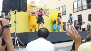 20131006 国際ご当地グルメグランプリ in かしわざき Negiccoステージ【...
