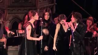 Dirty Pretty Strings with Sophie Ellis-Bextor,Kristina Train, Brett Anderson,- waterloo sunset