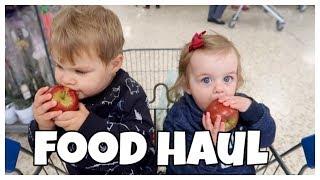 FOOD HAUL | MEIN ALLTAG MIT ZWEI KLEINKINDERN | SARAH-JANE 💖