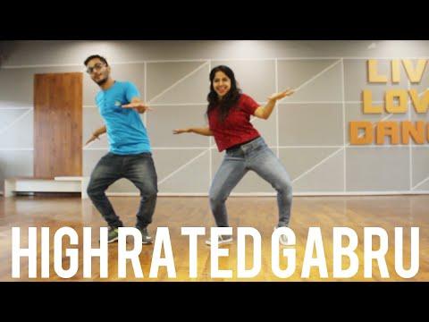 HIGH RATED GABRU/ BOLLYWOOD/ HIP HOP LYRICAL/ BOLLYHOP/ PUNJABI SONG/ GURU RANDHAWA/ RITU'S DANCE ST