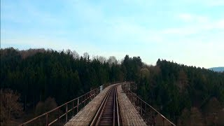 Cabview Wałbrzych - Kłodzko (+sound)