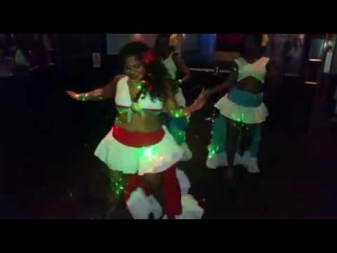 Mauritius Sega Dance, Laura Beg Tik Tike, Mauritian Fusion Dancers at RnR  Bar 5th April 2015