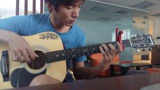 My Love | Westlife | Guitar Cover - kimminh