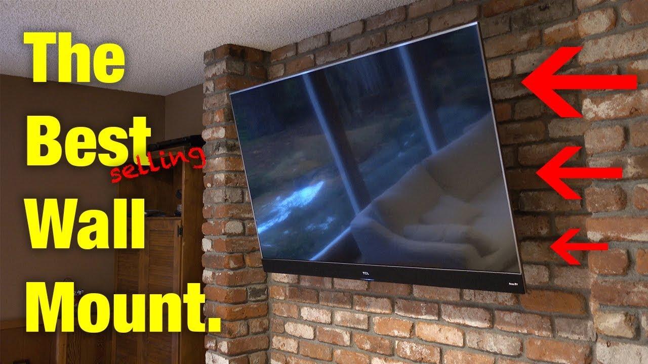 BEST TV WALL MOUNT!