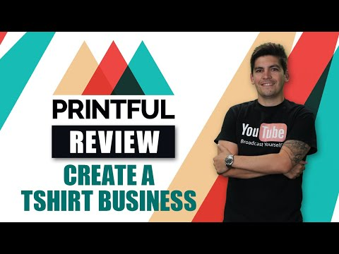 Printful Review: Create An Automated Dropshipping T-Shirt Business With WordPress