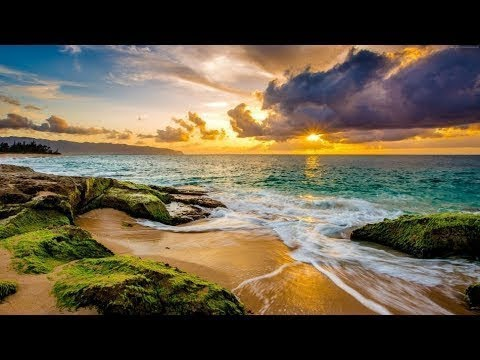 Coastal Windmills by Drone Australia 30 MIN Ambient Nature Relaxation™ Film  + Spa Music