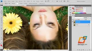 Como seleccionar con la herramienta varita magica en photoshop
