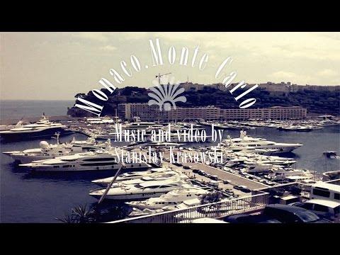 Monaco. Monte Carlo. Vintage. Before Jean Michel Jarre Concert