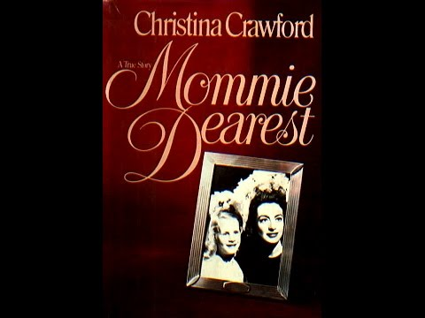 "Christina Crawford Reading ""Mommie Dearest"" (Part 3) (Joan Crawford)"