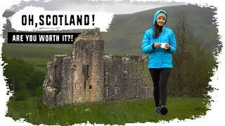 WILD SCOTLAND Road Trip // VAN LIFE UK // S03E02