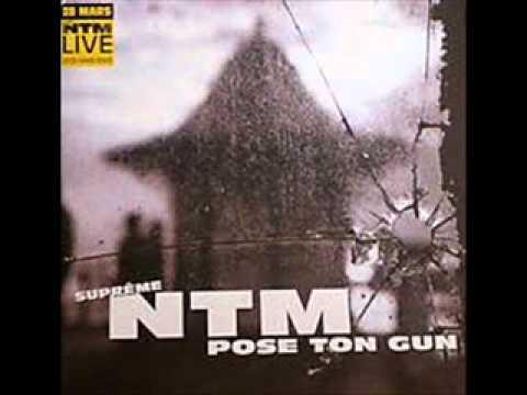 Ntm - Pose Ton Gun Lyrics