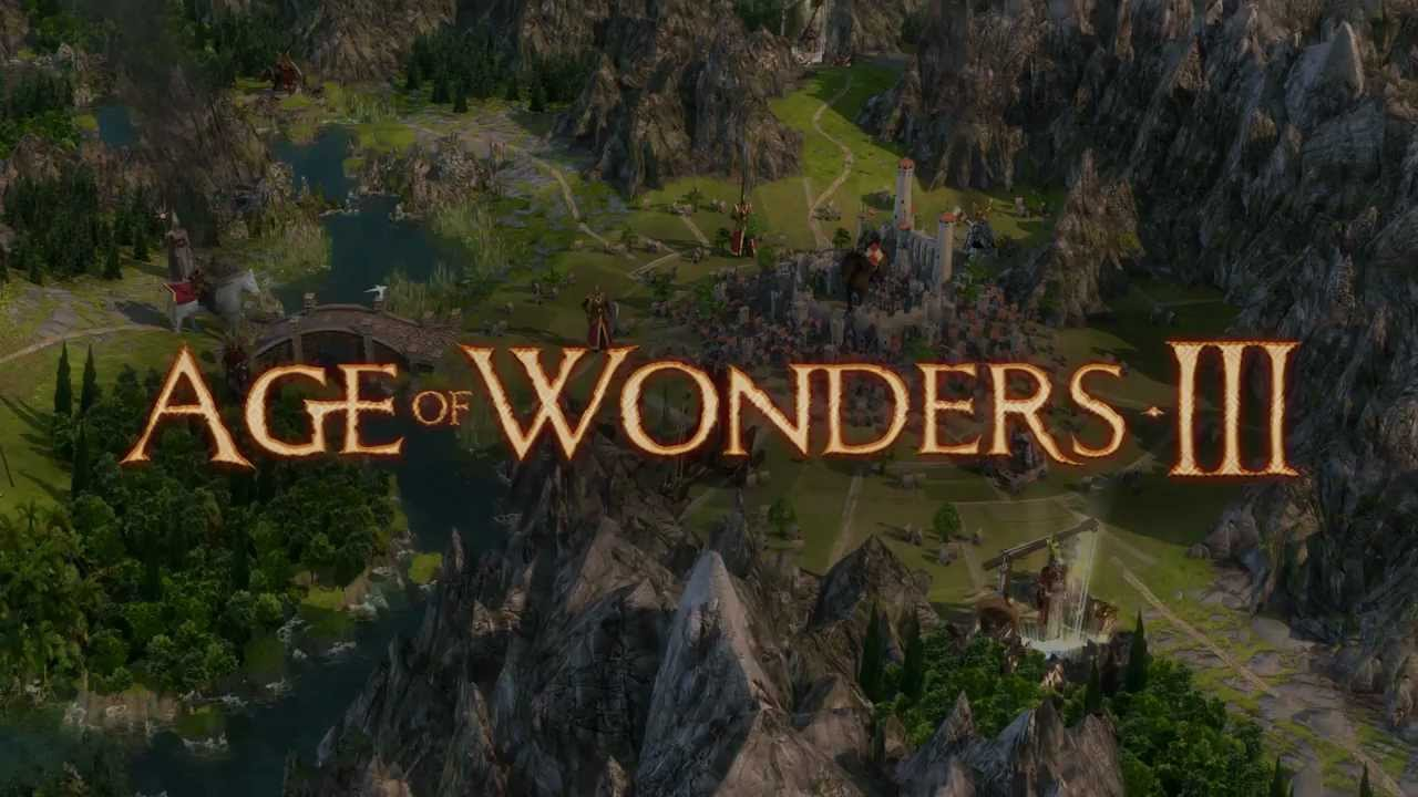 Age Of Wonders Iii Announcement Trailer Youtube
