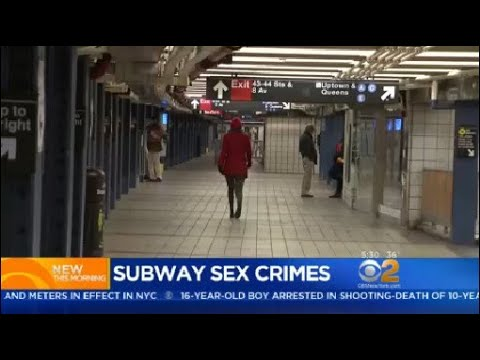 Four Men Accused In Separate Subway Sex Crimes