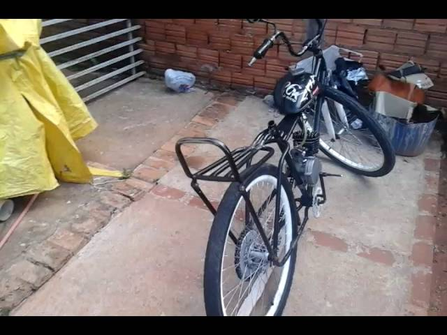 Como melhorar o desempenho da Bike motorisada