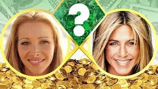 WHO'S RICHER? - Lisa Kudrow or Jennifer Aniston? - Net Worth Revealed! (2017)