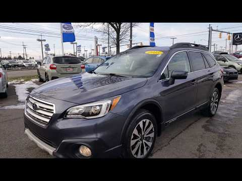 2015 Subaru Outback 2.5i Limited For Sale Cleveland OH S7284T