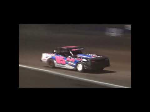 Stock Car Amain @ Hancock County Speedway 08/03/18