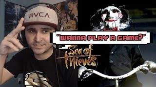 Summit1g Turns Jigsaw Making Player QUIT Sea Of Thieves