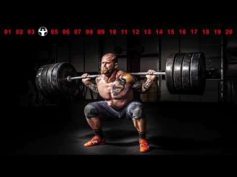 ❀ Best Gym Music 2017 ❀ Hip Hop Instrumental Workout Music – Gym Training Motivation 2017 #2