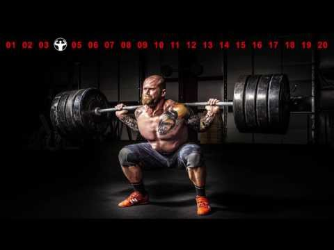 Download ❀ Best Gym Music 2017 ❀ Hip Hop Instrumental Workout Music - Gym Training Motivation 2017 #2