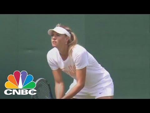 Nike To Keep Working With Maria Sharapova Despite Ban: Bottom Line | CNBC