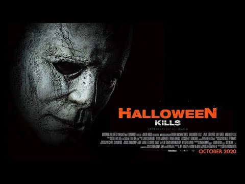 Halloween 2020 Intro How Michael Escaped the Basement | Halloween Kills (2020) Intro