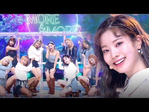 TWICE - MORE & MORE [Music Bank K-Chart Ep 1032]
