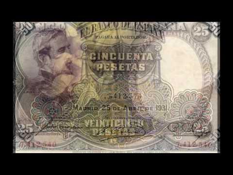 Currencies of the World: Principality of Andorra; Spanish Peseta (1931)
