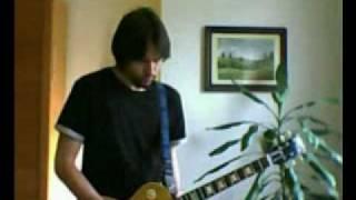 Santana - Guajira (live in Mexico) solo COVER by Sinisa Radin