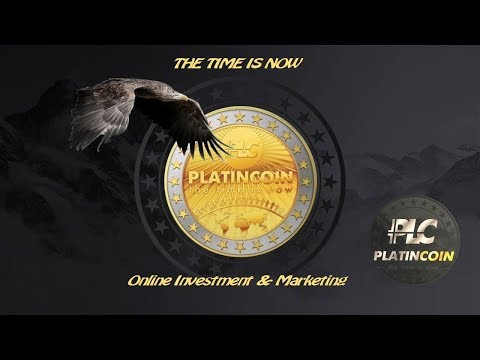 Finanzielle Freiheit mit PLATINCOIN - DIE CHANCE nach dem BITCOIN!