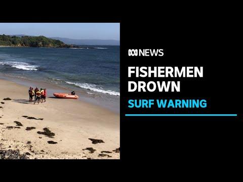 Three fishermen die after being swept into ocean at popular Port Kembla fishing spot | ABC News