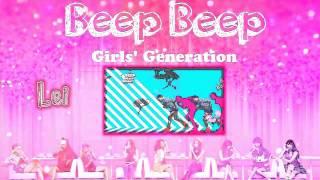 [PurplePop] SNSD - Beep Beep