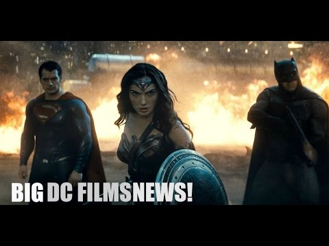 Two Untitled DC Films Slated?!?!