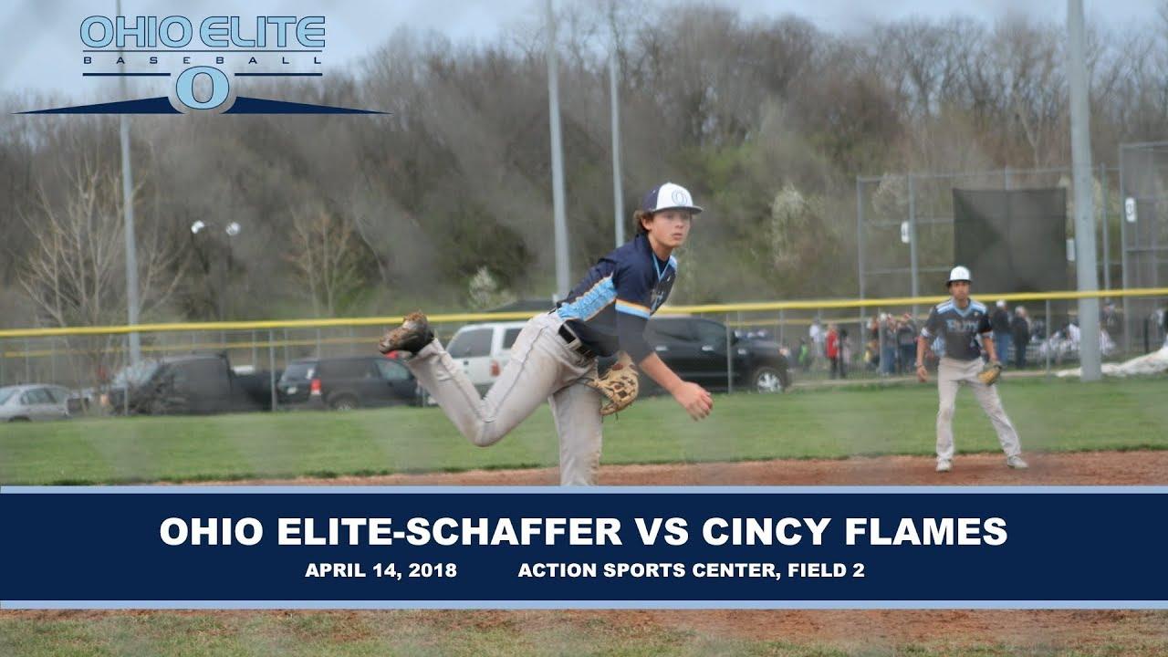 Ohio Elite-Schaffer vs Cincy Flames