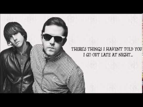 Audio Bullys - (Lyrics) We Don't Care - YouTube
