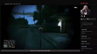 GTA 5....BLOWING THING UP WITH TREVOR THEN MY ONLINE CHARACTER