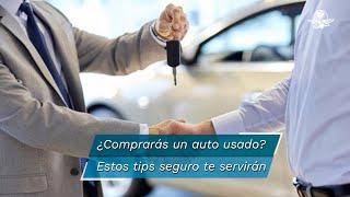 Te compartimos una serie de consejos y recomendaciones para evitar que la compra de tu auto sea un despilfarro de dinero