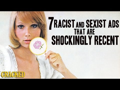 7 Racist And Sexist Ads That Are Shockingly Recent - The Spit Take