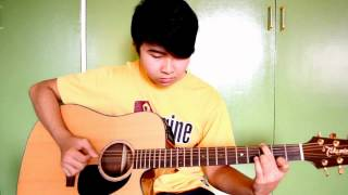 (WITH TAB) Silent Sanctuary - Bumalik Ka Na Sakin (Fingerstyle cover by Jorell)