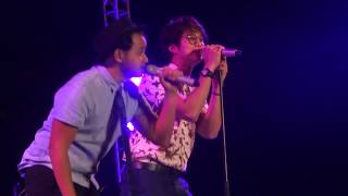Video [HD] Yovie & Nuno - Merindu Lagi - Prambanan Jazz 2017 [FANCAM] download MP3, 3GP, MP4, WEBM, AVI, FLV Maret 2018