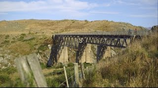 Otago Central Rail Trail, Central Otago