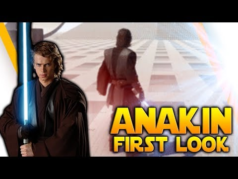 ANAKIN FIRST LOOK: Attack Animations & Dev Interview - Star Wars Battlefront 2 thumbnail