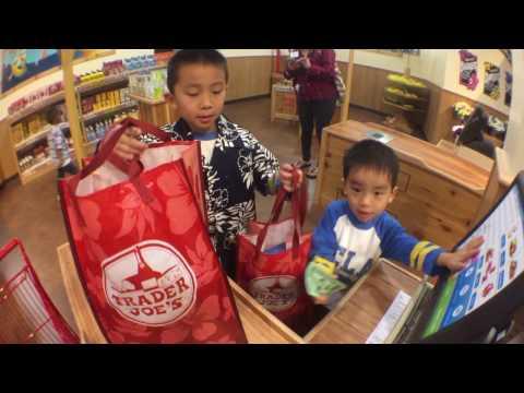 Trader Joe's at Pretend City Children's Museum Irvine (bonus footage)