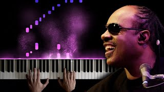 Stevie Wonder - Isn't She Lovely - Piano Cover